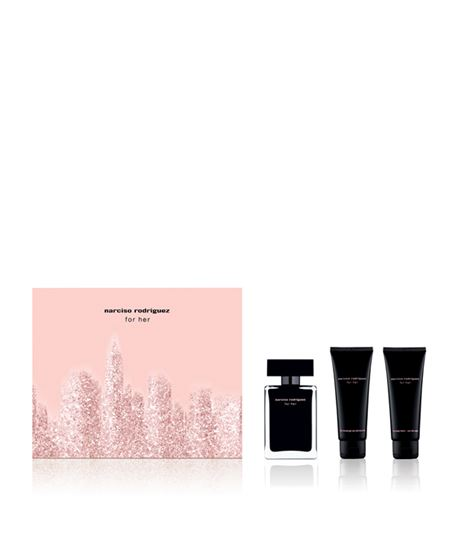 Picture of HER XMAS SET 2017 EDT 50ML+BODY LOTION 75ML+ SHOWER GEL