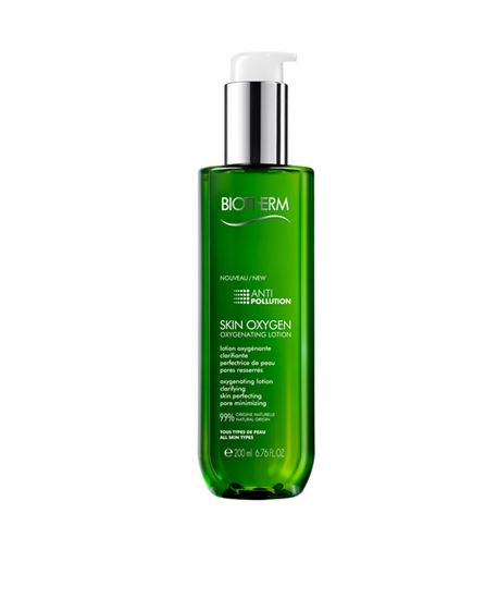 Picture of SKIN OXYGEN ANTI-POLLUTION OXYGENATING LOTION 200ML