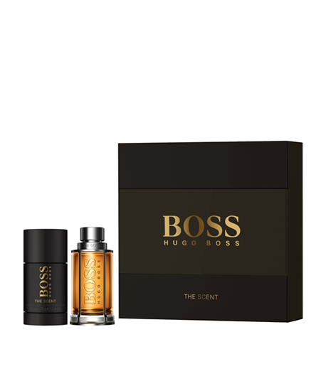 Picture of BOSS THE SCENT EDT SET (50ML+FREE DEO STICK 75ML)