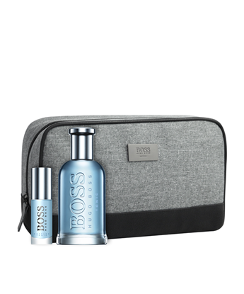 Picture of BOS BOTTLED TONIC EDT SET (100ML+FREE BAG+EDT 8ML)
