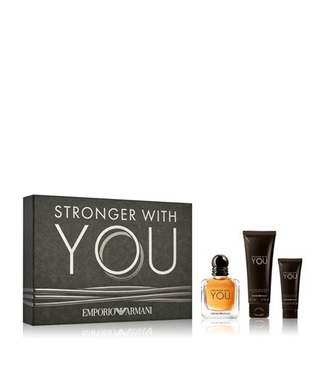 Picture of EMPORIO ARMANI STRONGER WITH YOU SET