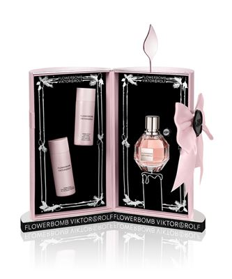 Picture of VIKTOR & ROLF - FLOWERBOMB LUXURY GIFT SET