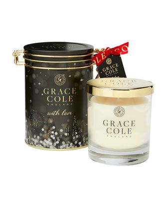 Picture of Home Sanctuary Fragrant Candle - Sweet Cinnamon & Myrrh