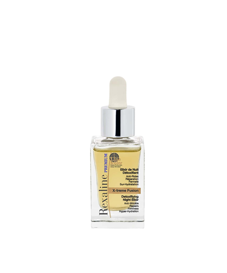 Picture of X-treme Fusion  ANTI-WRINKLE NIGHT ELIXIR 30ML