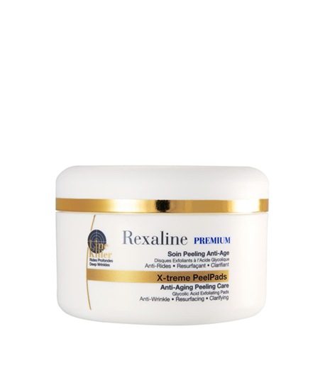 Picture of X-treme PeelPads ANTI-AGING PEELING CARE