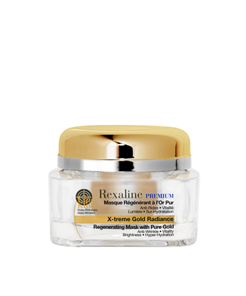 Picture of X-treme Gold Radiance REGENERATING MASK WITH 24K PURE GOLD 50ML