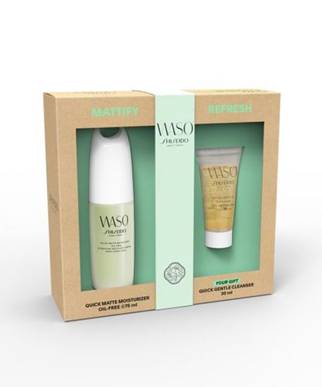 Picture of WASO The Detox Skincare Gift Set
