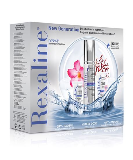 Picture of REXALINE HYDRA DOSE GIFT SET