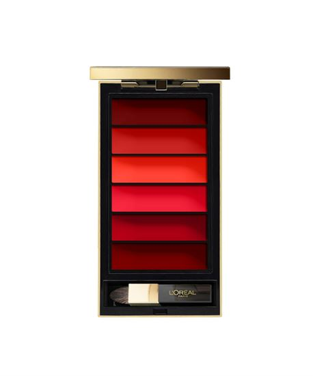 Picture of COLOUR RICHE LIP PALETTE 02 ROUGE