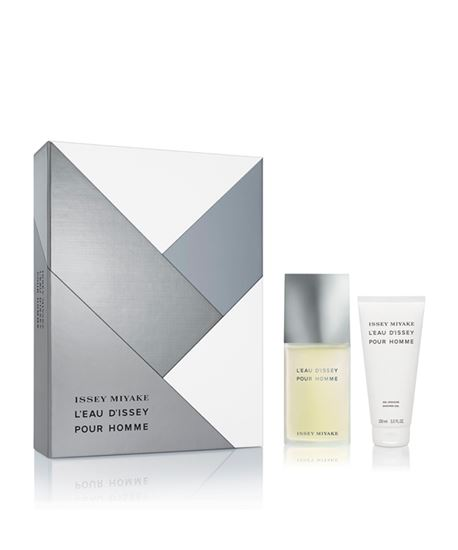 Picture of L'EAU D'ISSEY POUR HOMME SET (EDT75ML+SHOWER GEL 100ML)