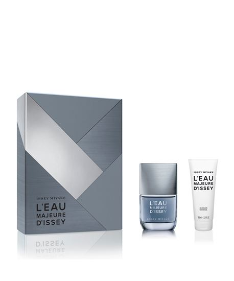 Picture of L'EAU MAJEURE D'ISSEY SET (EDT 50ML+SHOWER GEL 100ML)