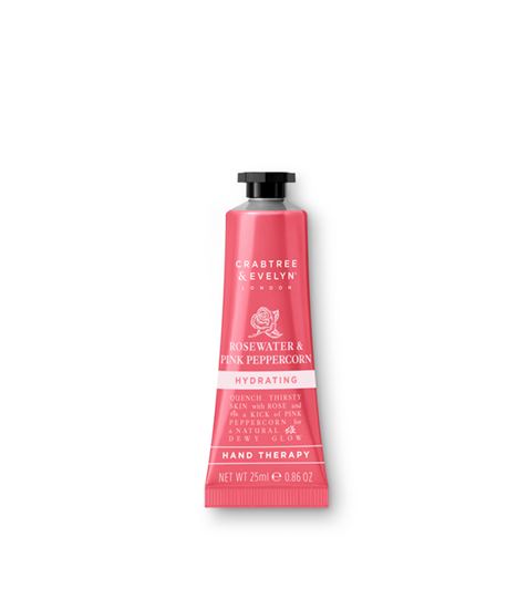 Picture of Rosewater & Peppercorn Hand Therapy 25ml