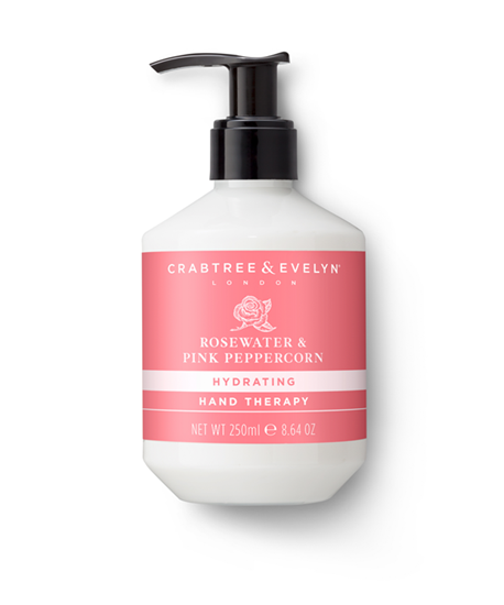 Picture of Rosewater & Peppercorn Hand Therapy 250ml