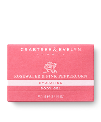 Picture of Rosewater & Peppercorn Body Gel 250ml