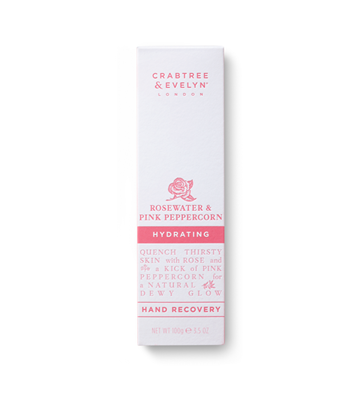 Picture of Rosewater & Peppercorn Hand Recovery 100g