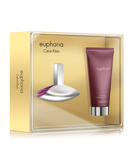 Picture of EUPHORIA WOMAN EAU DE PARAFUM 30ML + BODY CREAM 100ML