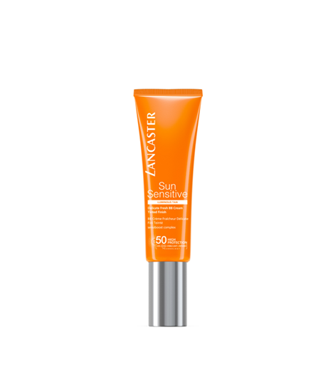 Picture of LANCASTER SUN SENSITIVE BB CREAM SPF50 50ML