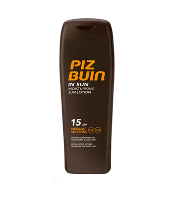 Picture of Piz Buin® Moisturising Sun Lotion SPF15