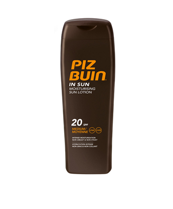 Picture of Piz Buin® Moisturising Sun Lotion SPF20