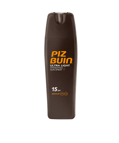 Picture of Piz Buin® Ultra Light Hydrating Sun Spray SPF15