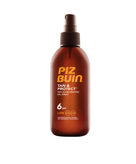 Picture of Piz Buin® Tan & Protect™ Tan Accelerating  Oil Spray SPF6