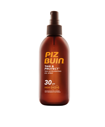 Picture of Piz Buin® Tan & Protect™ Tan Accelerating  Oil Spray SPF30