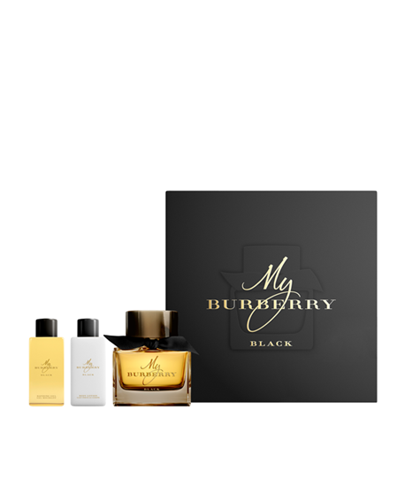 Picture of My Burberry  Black Eau de Toilette 50ml Gift Set