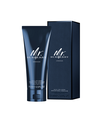 Picture of Mr. Burberry Indigo Shaving Cream 75ml