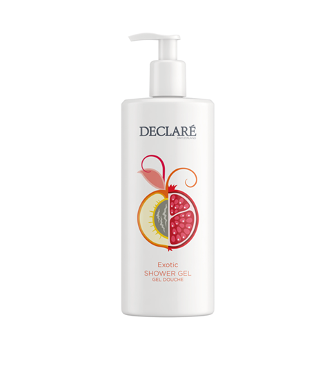 Picture of EXOTIC SHOWER GEL 390ML