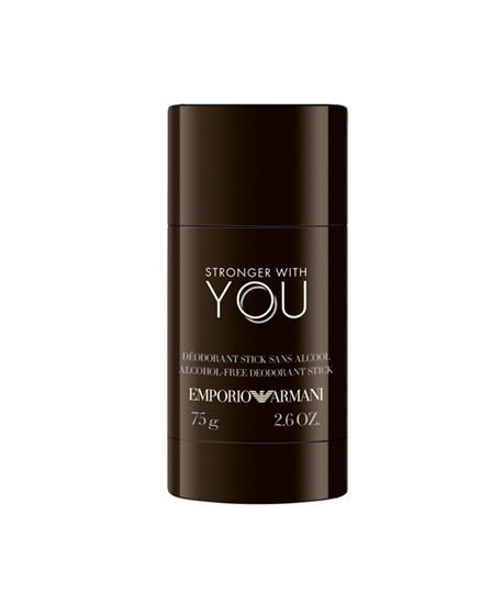 Picture of EMPORIO ARMANI - STRONGER WITH YOU DEO STICK