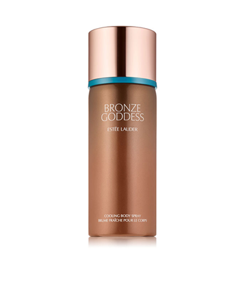 Picture of Bronze Goddess Cooling Body Spray
