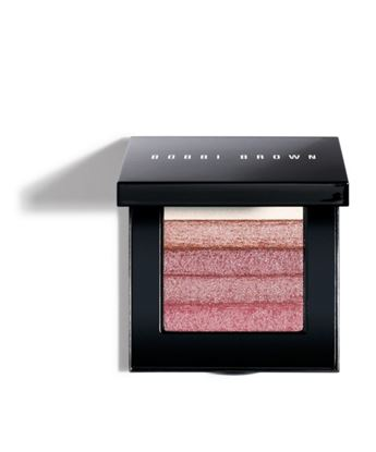 Picture of SHIMMER BRICK COMPACT ROSE