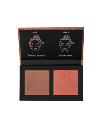 Picture of DUO BRONZER &BLUSHLIGHT MEDIUM TO LIGHT 325