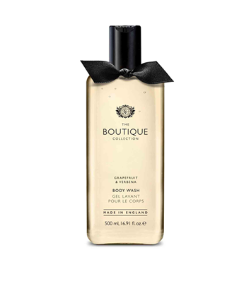 Picture of Boutique -  Grapefruit & Verbena Body Wash 500ml