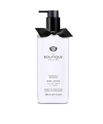 Picture of Boutique - Lavender & Bergamot Body Lotion 500ml