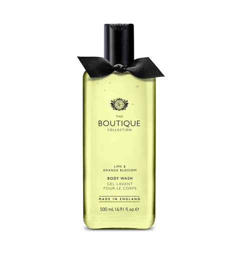 Picture of Boutique - Lime & Orange Blossom Body Wash 500ml