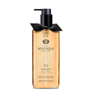 Picture of Boutique - Oud & Cassis Hand Wash 500ml