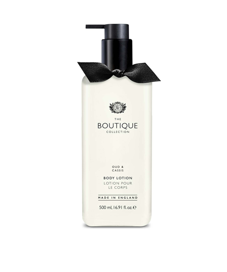 Picture of Boutique - Oud & Cassis Body Lotion 500ml