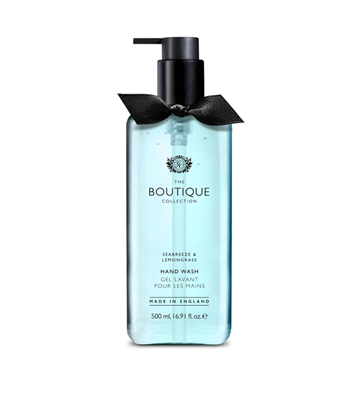 Picture of Boutique - Sea Breeze & Lemongrass Hand Wash 500ml