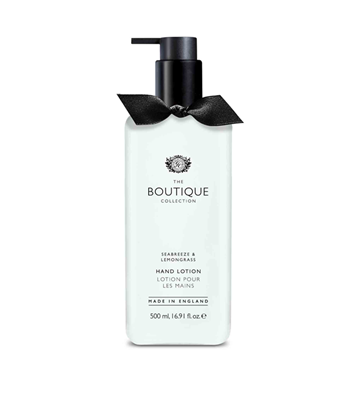 Picture of Boutique - Sea Breeze & Lemongrass Hand Lotion 500ml