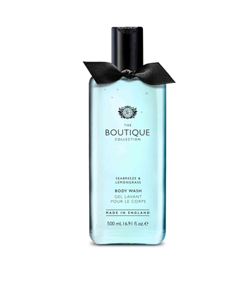 Picture of Boutique - Sea Breeze & Lemongrass Body Wash 500ml