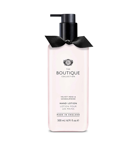 Picture of Boutique - Velvet Rose & Sandalwood Hand Lotion 500ml