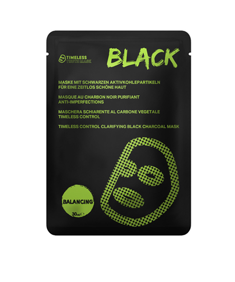 Picture of Timeless Control Clarifying Black Charcoal Mask