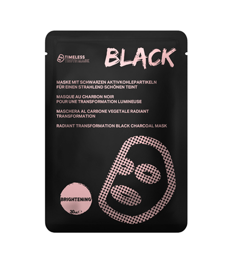Picture of Radiant Transformation Black Charcoal Mask