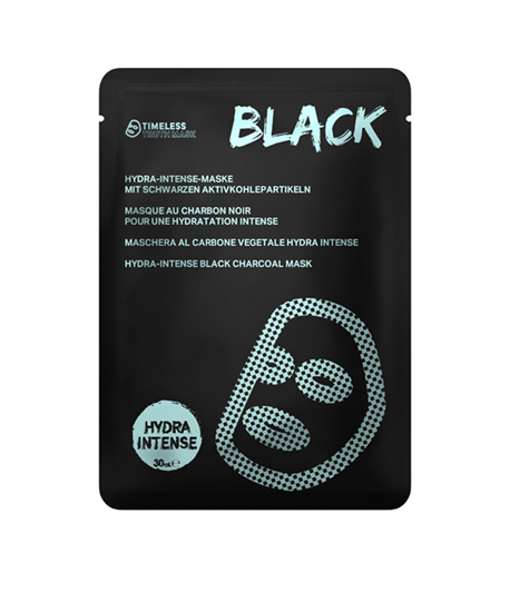 Picture of Hydra-Intense Black Charcoal Mask