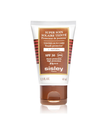 Picture of SUPER SOIN TINTED SUN CARE NATURAL SPF30