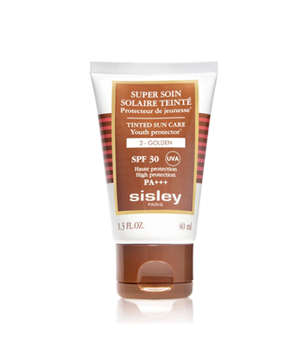 Picture of SUPER SOIN SOLAIRE TINTED SUN CARE GOLDEN SPF30