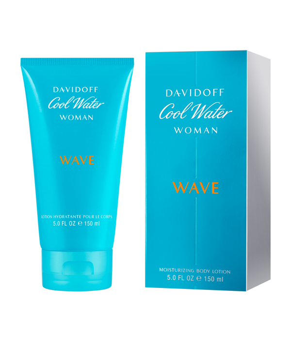 Cool Water Wave Woman Body Lotion 150ml Beauty Line Shop Makeup