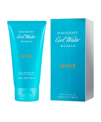 Picture of Cool Water Wave Woman Shower Gel 150ml