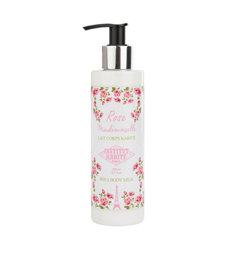 Picture of ROSE MADEMOISELLE SHEA BODY MILK 200ML